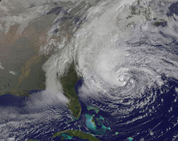 WEA Alert System Helps Sandy Victims Weather the Storm