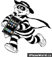 Thief loses stolen iPhone to another thief, calls police and gets arrested